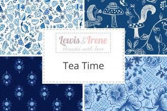 Lewis & Irene TeaTime