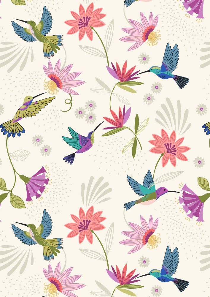 Lewis & Irene  Hummingbird  Silhouette