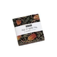 Moda - Mini Charm -Best of William Morris Fall