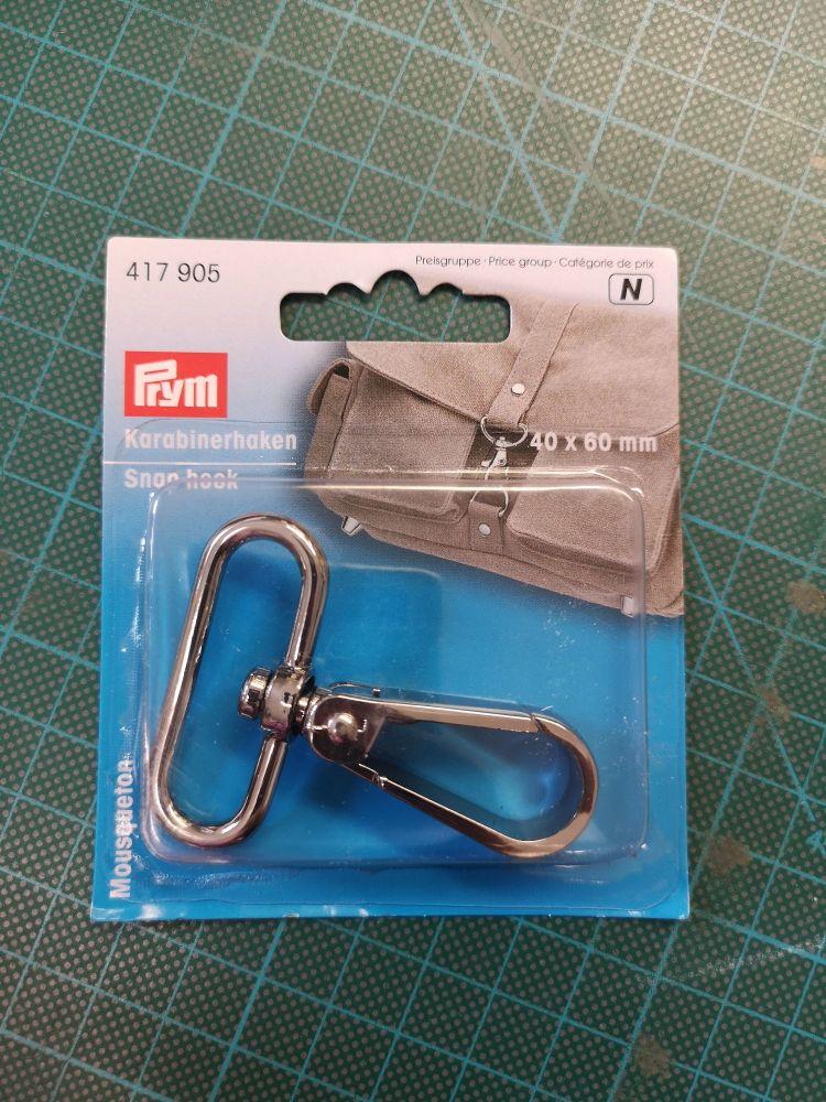 Prym 1 Snap Hook 40 x 60 mm