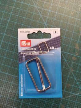 Prym Adjusting buckle 40 mm