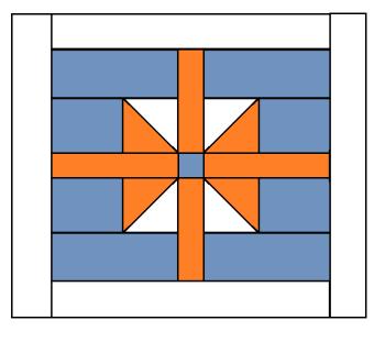 Beautiful Bows Block Pattern