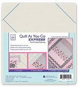 Quilt Express Sophisticated Strips Quilt