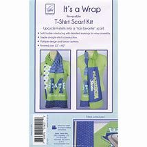 It's A Wrap Straight Scarf Kit