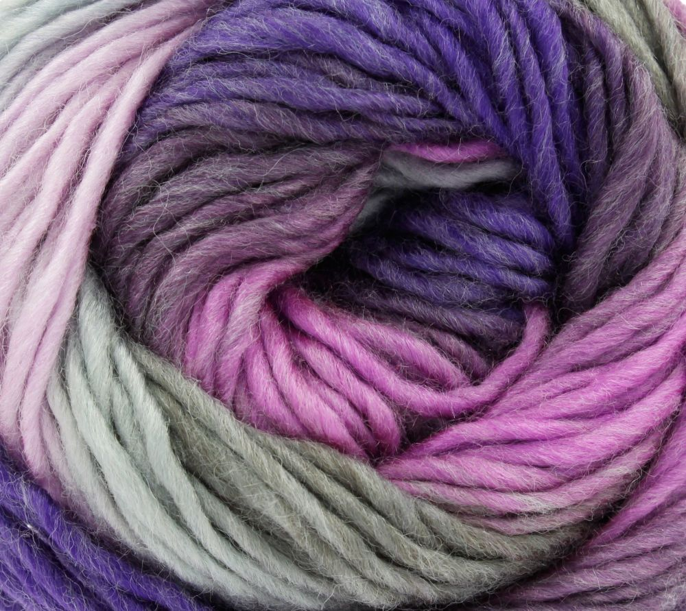 King Cole Riot Chunky - Heather