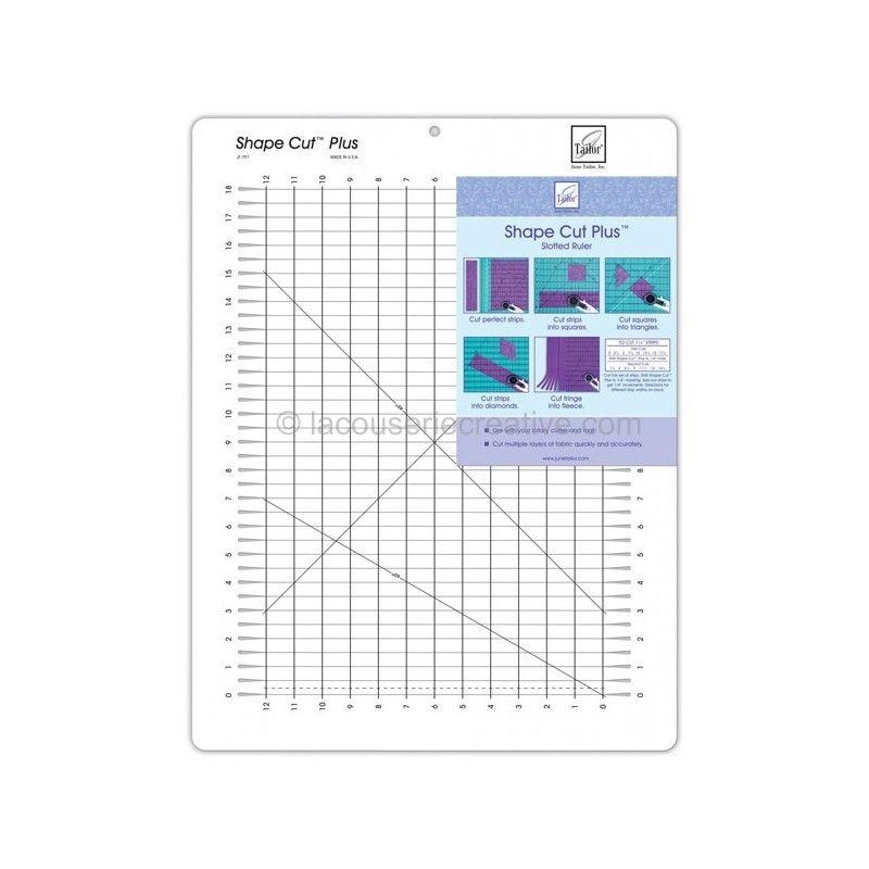 Quilt As You Go - Shape Cut Plus JT-797