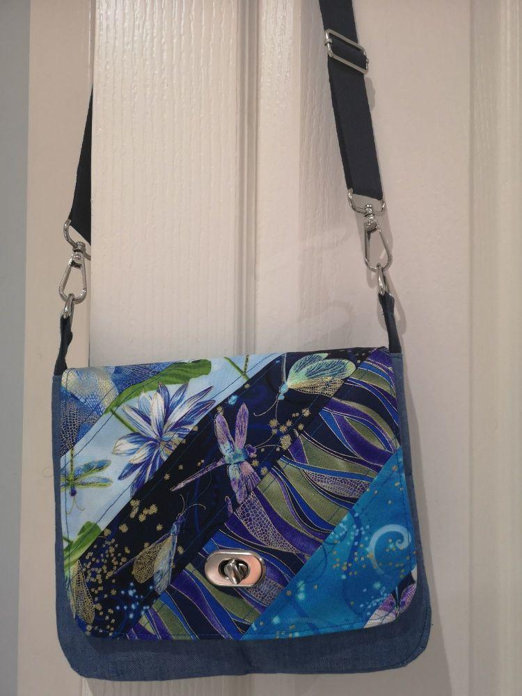 Josie Cross Body Bag Pattern