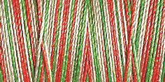 Cotton No.30: Variegated: 300m 4104