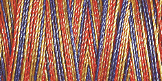 Cotton No.30: Variegated: 300m 4108