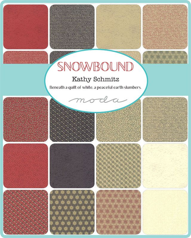 Moda Snowbound by Kathy Shmitz