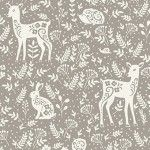 Clara's garden -  Grey Animals