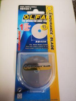 Olfa Endurance 45mm Cutter Blades