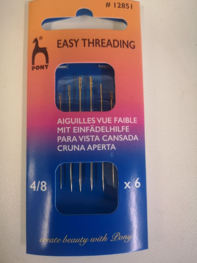 Easy Threading Needles