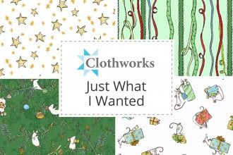 Clothworks Just What I Wanted