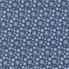 Moda - Jolly Season by Abi Hall  - Midnight Snowflakes