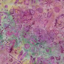 Island Batik 121817880-6/130 purple/green