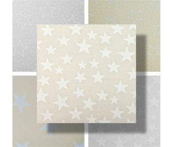 KingFisher All Stars tone on tone white on white