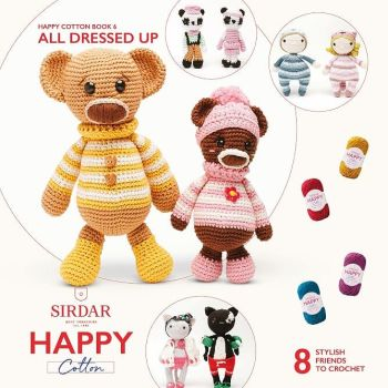 Happy Cotton Book 6 - all dressed up