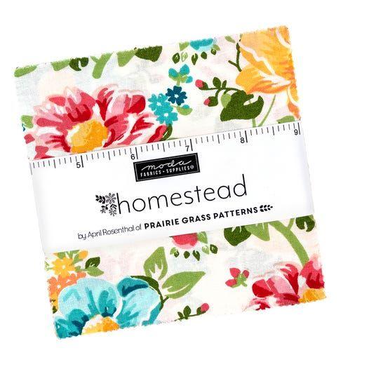 Homestead- Moda - Charm pack