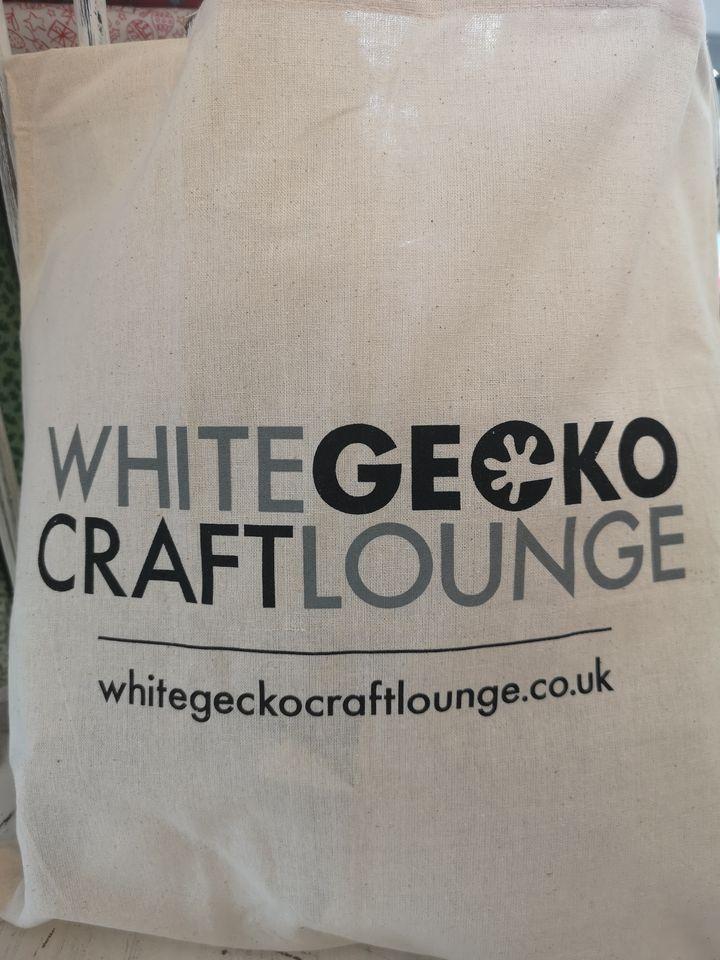 White Gecko Merchandise!