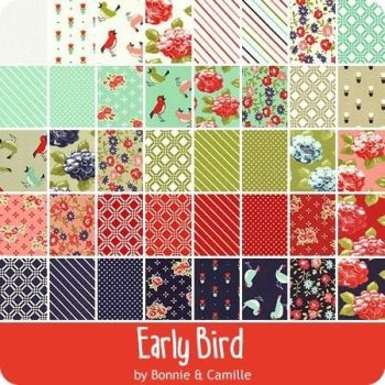 Early Bird - Moda Jelly Roll