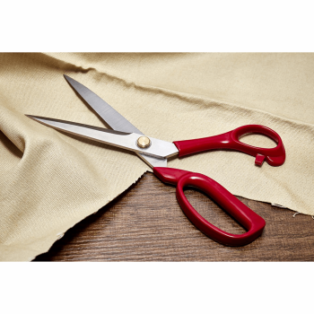 Scissors: Dressmaking: 9in/23cm - handle colour may vary