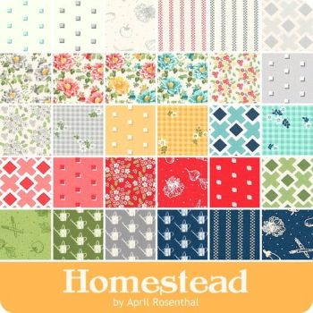 Moda - Homestead by April Rosenthal Layer Cake