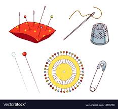Pins, Needles & Machine Needles