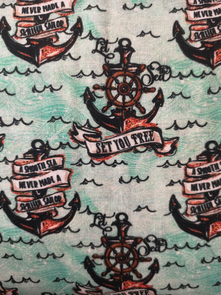 Merboys, Dragon, Pirates - anchors and quotes
