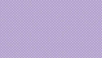 Makower Spots - L Lilac with white spots