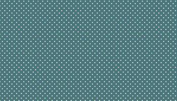 Makower Spots - T7 Dark Teal with white spots