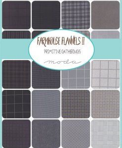 Farmhouse Flannels II - on the bolt