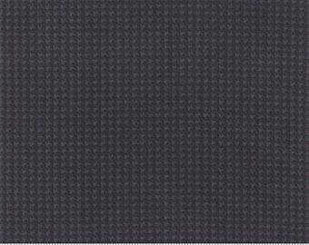 Farmhouse Flannels II - 49106 21F black herringbone