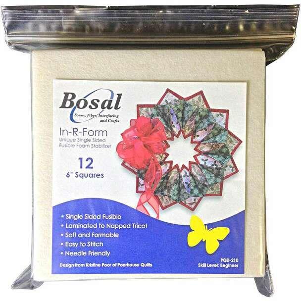 Bosal In -R-Form  12 x 6