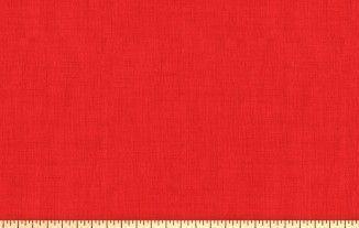 Makower 1473/R Red Linen Texture