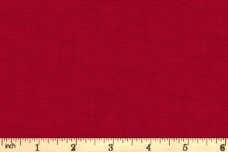 Makower 1473/R7 Cardinal Linen Texture