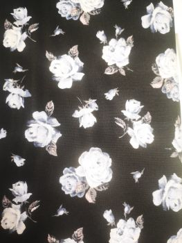Liberty Emporium Collection Monochrome - Regent Rose 905C