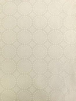 Essentials Sunburst White on White - Craft Cotton Company