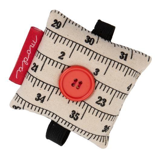 Moda Measure up-  Wrist Pin Cushion