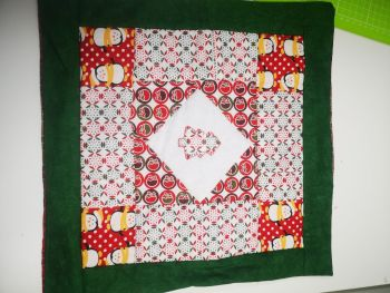 Christmas Cushion Cover ( no inner cushion pad)
