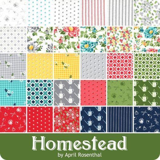 Moda - Homestead by April Rosenthal
