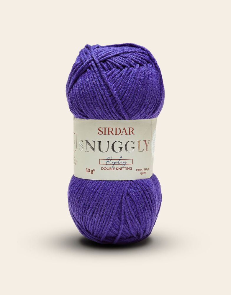 Sirdar Replay Quiet Violet 50g