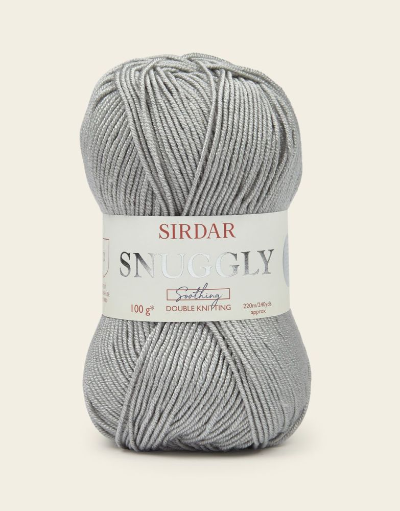 Snuggly Soothing 100g Silver