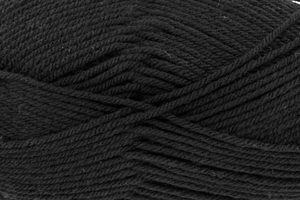 King Cole Ultra Soft Chunky - Black