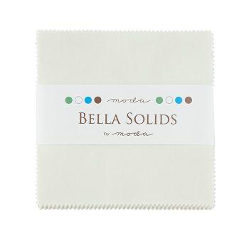 Moda Bella Solids Charm Pack - Porcelain MCS9900 182