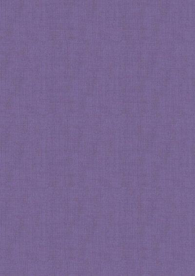 Makower 1473/L6 Violet Linen Texture