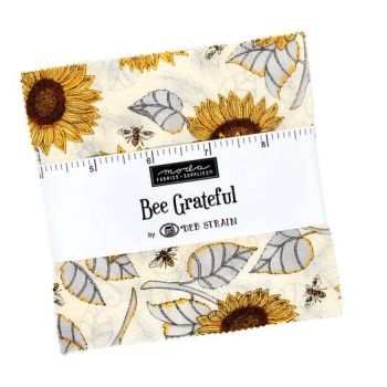 Bee grateful by Deb Strain for Moda Charm Pack