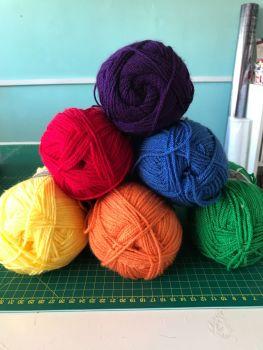 Colour Bundles- Rainbow Power