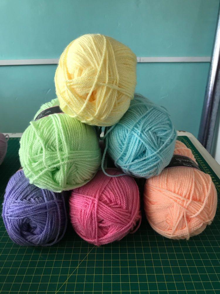 Colour Bundles- Rainbow Shine