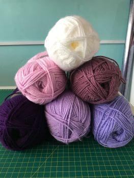 Colour Bundles- Purple